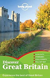 Lonely Planet Discover Great Britain (Full Color Country Travel Guide) by David Else (2011-08-01)