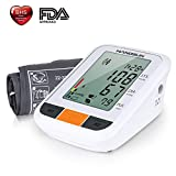 Hangsun Upper Arm Blood Pressure Monitors for Home Use BM230 Fully Automatic Measure