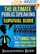 #10: The Ultimate Public Speaking Survival Guide: 37 Things You Must Know When You Start Public Speaking