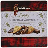 Walkers Shortbread Luxury Chocolate Assortment Tin
