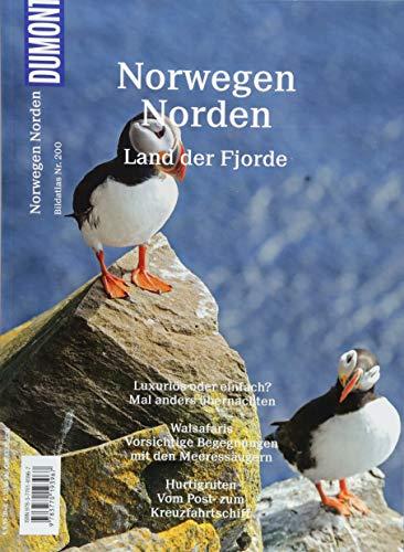 DuMont Bildatlas 200 Norwegen Norden: Land der Fjorde: Alle Infos bei Amazon