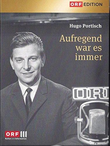 """Hugo Portisch """"Aufregend war es immer"""" ORF Edition"""