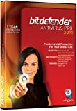 BitDefender AntiVirus Pro 2011 on DVD 1 Year (3 User)