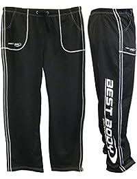 Best body nutrition pantalon de gymnastique pour homme à manches longues