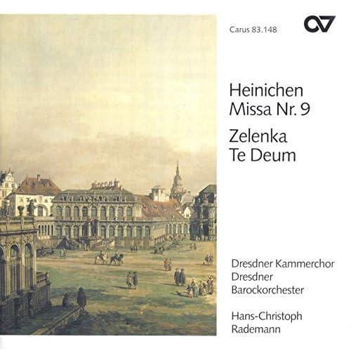 Zelenka, J.: Te Deum / Heinichen, J.: Missa No.
