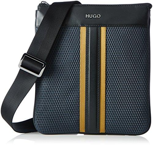 HUGO Future_z Env 10197708 01, Sacs portés épaule Bleu (Dark Blue)