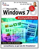 MS Windows 7 - Video-Training - Der große Praxiskurs auf DVD [Interactive DVD]
