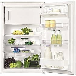 Faure FBA14421SA frigo combine - frigos combinés (Intégré, Blanc, Placé en haut, Droite, A+, SN-ST)