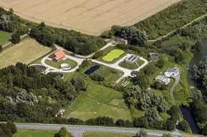 MF Matthias Friedel - Luftbildfotografie Luftbild von 2. Moorwiese in Lägerdorf (Steinburg), aufgenommen am 05.08.04 um 12:24 Uhr, Bildnummer: 3003-79, Auflösung: 3000x2000px = 6MP - Fotoabzug 20x30cm