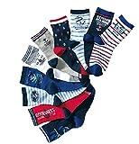 JT-Amigo Pack de 10 Pares de Calcetines de algodón para ...