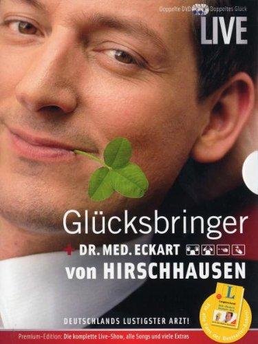 Eckart von Hirschhausen - Glücksbringer Live (2 DVDs)
