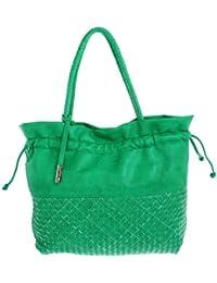 Comma Femmes Cabas Tote bag vert 83-302-94-5733-GN