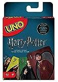 Mattel Games UNO Harry Potter Juego de Eliminar Cartas - Juegos de Cartas (7 año(s), Juego de...