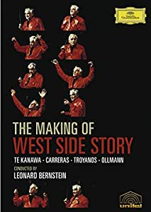The Making Of West Side Story [DVD] [2005]