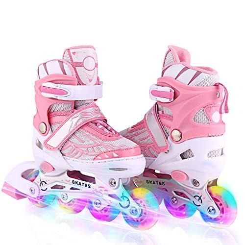 Inline-Skates Rollschuhe für Kin...