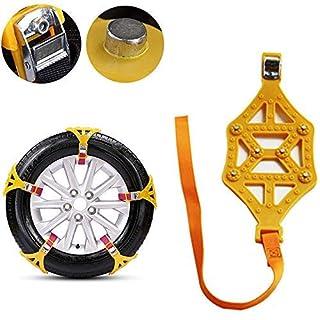 Schneekette, strapazierfähig, 1 Stück, für den Winter, LKW, Auto, einfache Installation, Schneekette, Anti-Rutsch-Gürtel