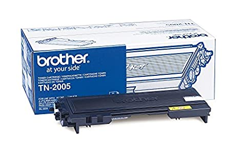 Brother TN-2005 Toner Noir 1500 Pages