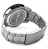 Police-Mens-PL93645AEU02M-Quartz-Watch-with-Black-Dial-Analogue-Display-and-Stainless-Steel-Plated-Bracelet