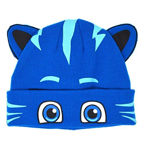 PJ Masks Catboy - Gorro pasamontañas niños Azul