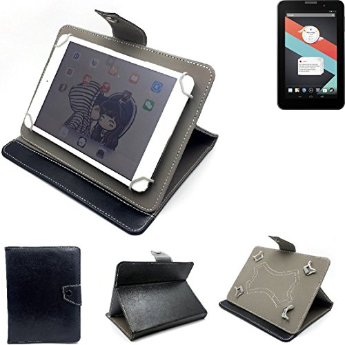 K-S-Trade per Lenovo Vodafone Smart Tab III 7 Custodia Supporto Slim Smart Cover Custodia Protettiva per Lenovo Vodafone Smart Tab III 7