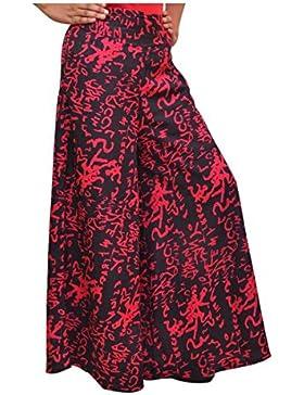 Indian Handicrfats Export DARZI Regular Fit Women's Multicolor Trousers