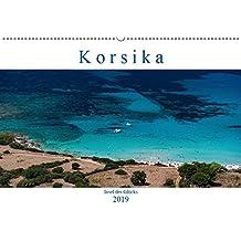 Korsika - Insel des Glücks (Wandkalender 2019 DIN A2 quer): Eine Trauminsel in Bildern (Monatskalender, 14 Seiten ) (CALVENDO Orte)