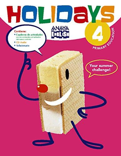 Holidays 4 por From Anaya Educación