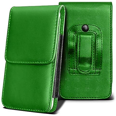 SPRINT FORCE Holster Case - ( Green ) Universal Vertical