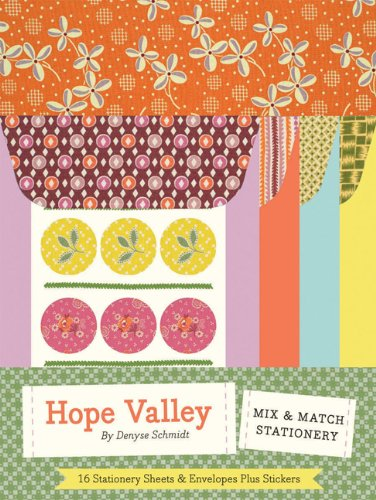 Hope Valley Mix & Match Stationery -