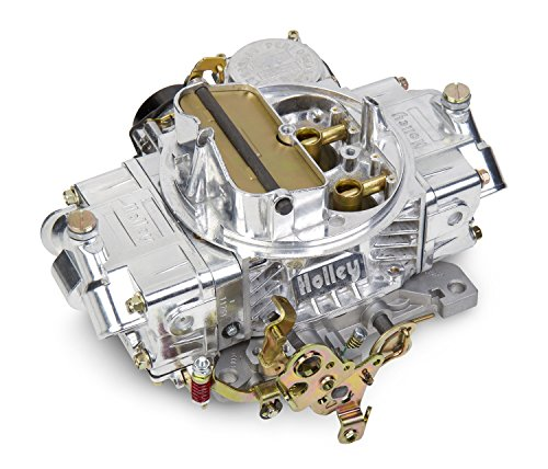 Holley Performance 0-80458SA Performance Carburetor 600CFM 4160 Alm. Series Vergaser Holley