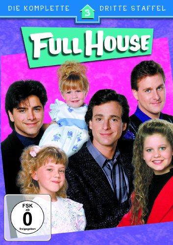 Full House - Staffel 3 (4 DVDs)