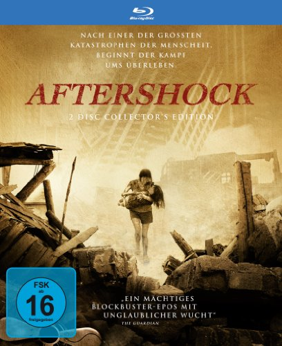 Aftershock [Blu-ray] [Collector's Edition] Preisvergleich