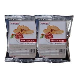 Konzelmanns Original – Protein Chips BBQ – 2 x 30g