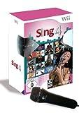Sing4 + 2 Mic (Wii)