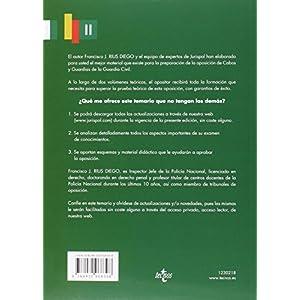 Temario Oposición Guardia Civil. Escala De Cabos Y Guardias. Ciencias Sociales Y Materias Técnico-Científicas -  Volumen II (Derecho - Práctica Ju