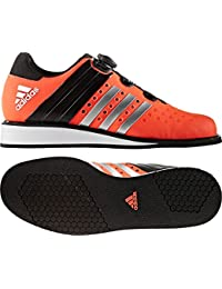 cheap for discount d8f06 55356 adidas Drehkraft Mens Weightlifting Shoes - Red