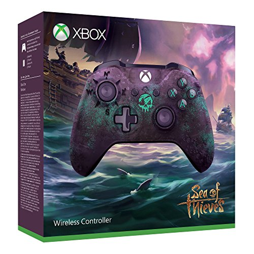 Microsoft - Mando Wireless Edición Sea Of Thieves (Xbox One)
