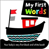 My First Words (Black and White Board Books)
