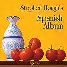 L'album espagnol de Stephen Hough