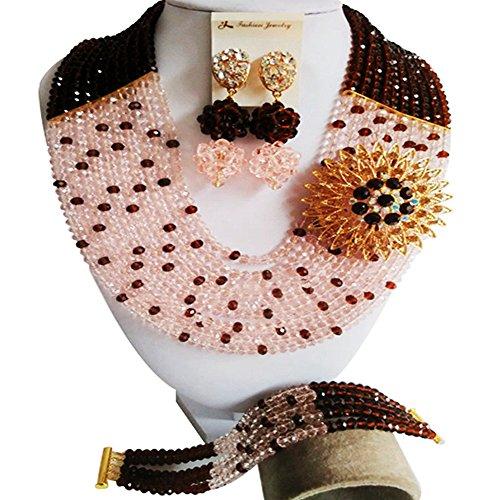 laanc-10-file-altamente-qualificato-gioielli-fornitore-marrone-e-rosa-chiaro-african-wedding-collana