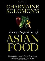 Charmaine Solomon's Encyclopedia of Asian Food by Charmaine Solomon (1998-09-25)