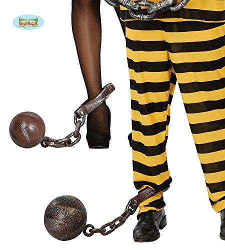 Halloween Gefangener (Fiestas Guirca GUI16294 - Extra Ball und)