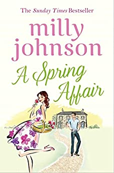 A Spring Affair (THE FOUR SEASONS) by [Johnson, Milly]