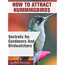 How To Attract Humminbirds To Your Yard Or Garden: Secrets For Gardeners & Birdwatchers (English Edition)