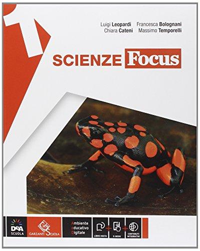 Scienze focus. Ediz. curricolare. Per la Scuola media. Con e-book. Con espansione online: 1