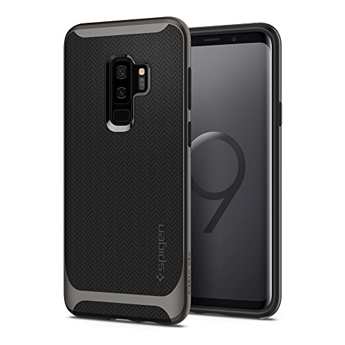 Spigen 593CS22943 Spigen Galaxy S9 Plus, Spigen [Neo Hybrid] Protection Renforcée Hybrid...