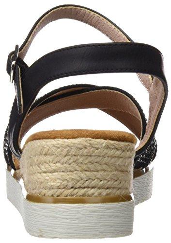 Refresh - 063319, Scarpe col tacco Donna Nero