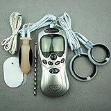 A-Sex-Spielzeug, Elektro-Stimulation, Elektro-Schock-Therapie, Puls, Penis-Masturbator, Harnröhren-Dilatation, Pferde-Stick, Embolie, männliche und weibliche Allgemein (Host +1 Patch + Kieselgel Ring + kleine Kieselgel