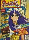 Dorothee magazine n°54. les chevaliers du zodiaque, en poster: dorothee et ses amis, les samourais de l'eternel...
