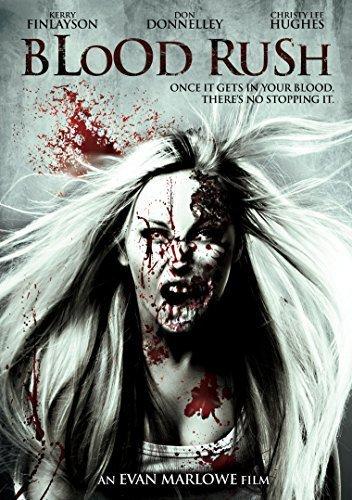 Preisvergleich Produktbild Blood Rush by Kerry Finlayson